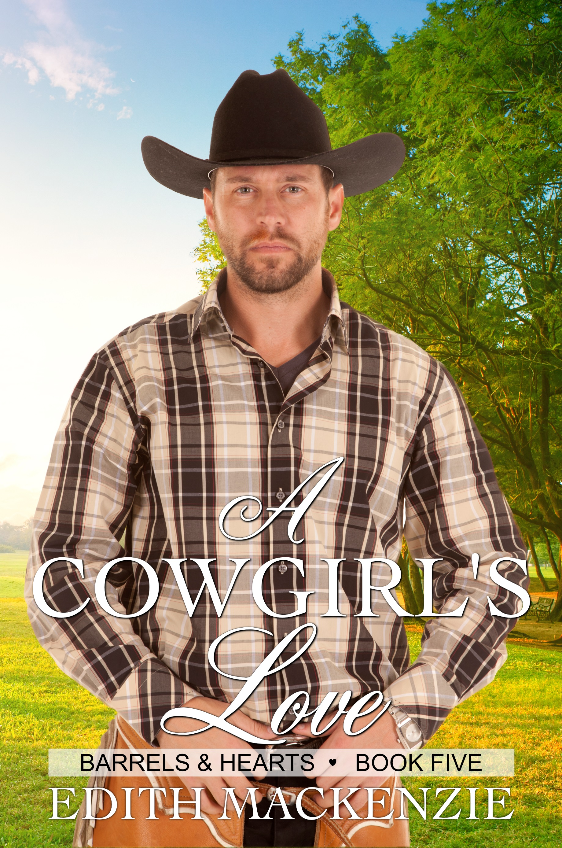 A Cowgirls Love_ebook