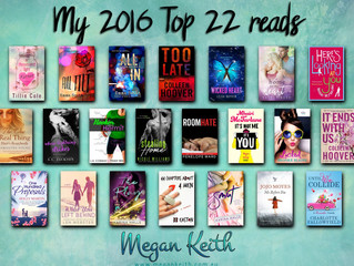 2016: A year of fantastic books!