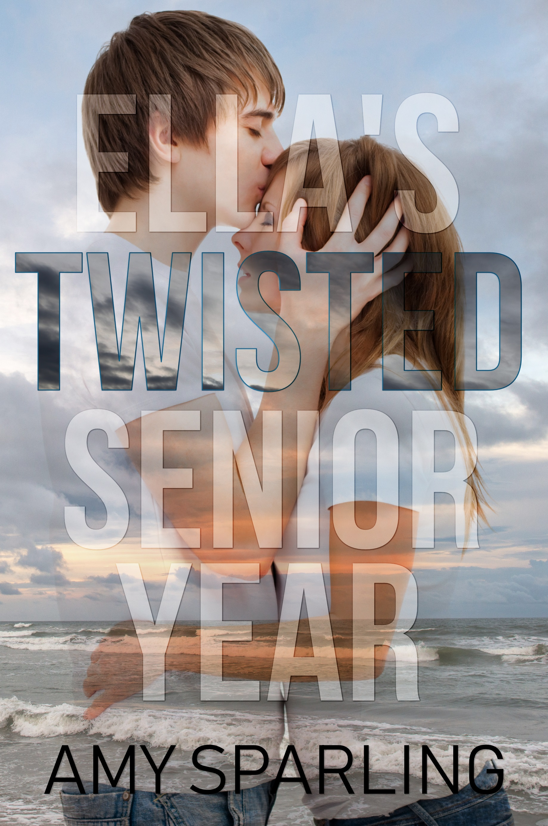 Ella's Twisted Senior Year_ebook