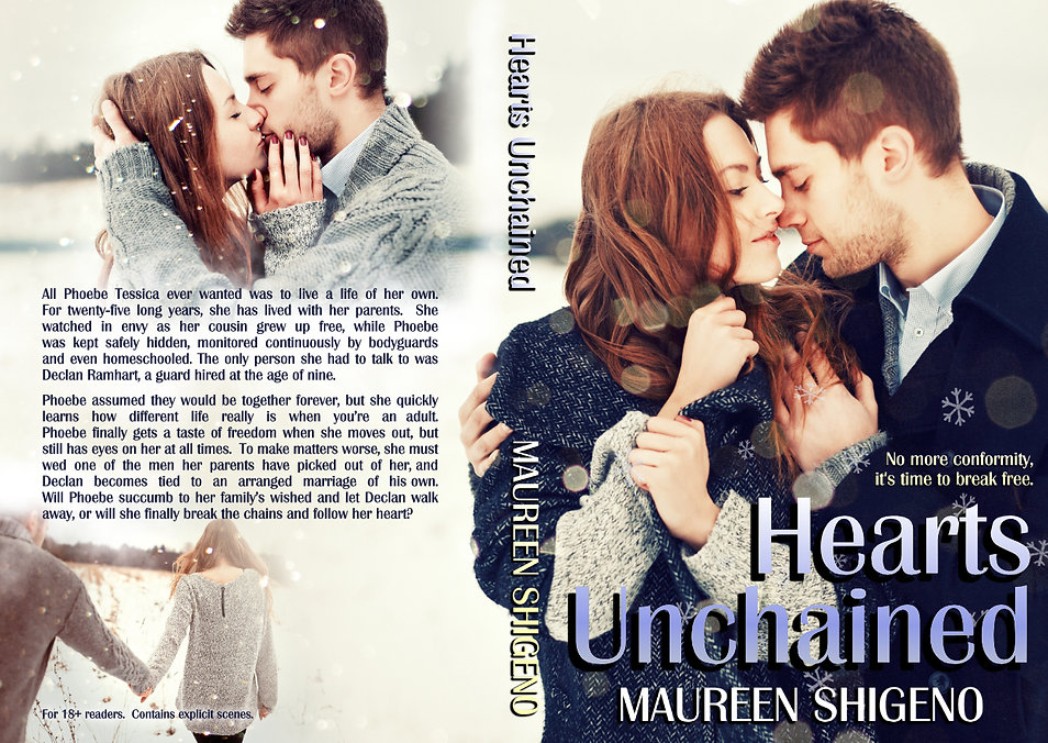 Hearts Unchained Maureen Shigeno