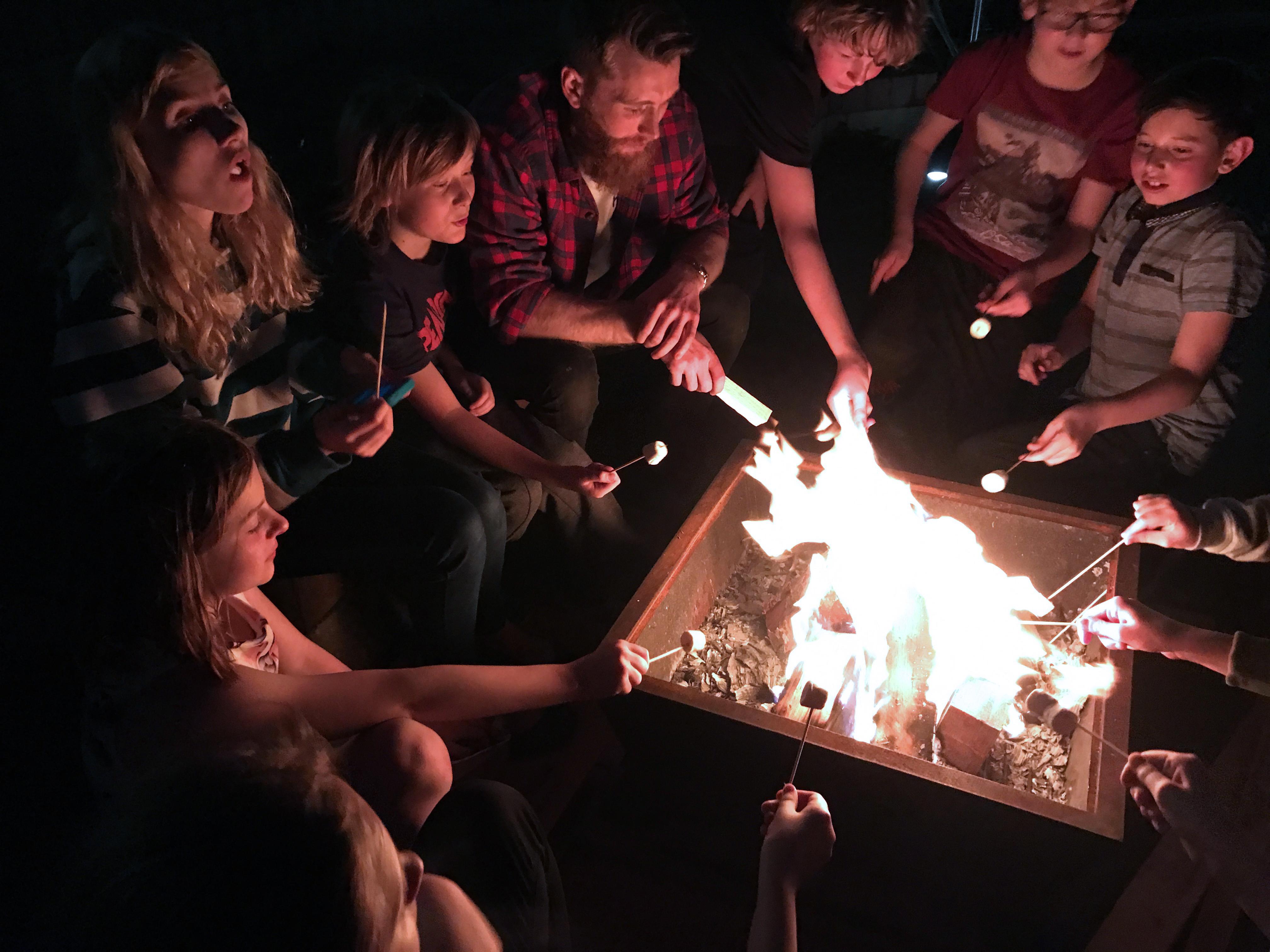 Campfire at The Mix 2017