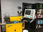 resin pressue test filter testing machine