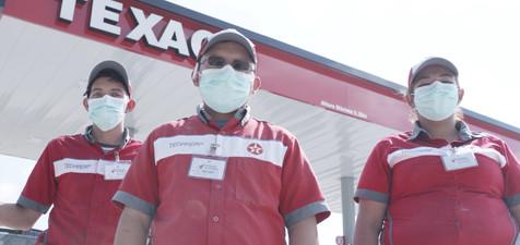 GASOLINERA TEXACO GUATEMALA