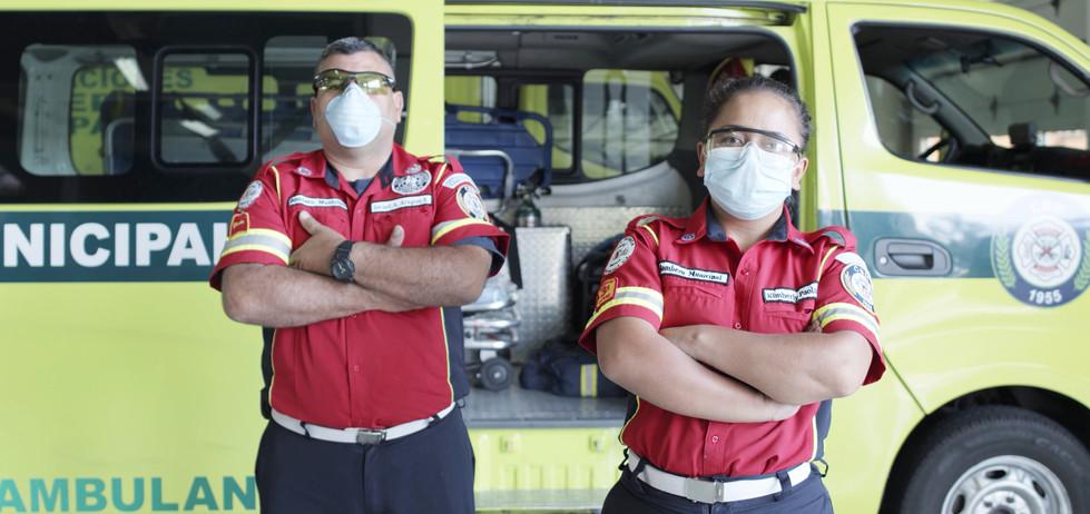 BOMBEROS MUNICIPALES GUATEMALA