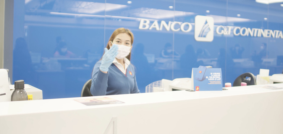 BANCO G&T GUATEMALA