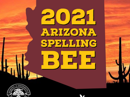 Arizona's Top Spellers to Compete in Arizona Spelling Bee on Saturday, March 20th, 2021
