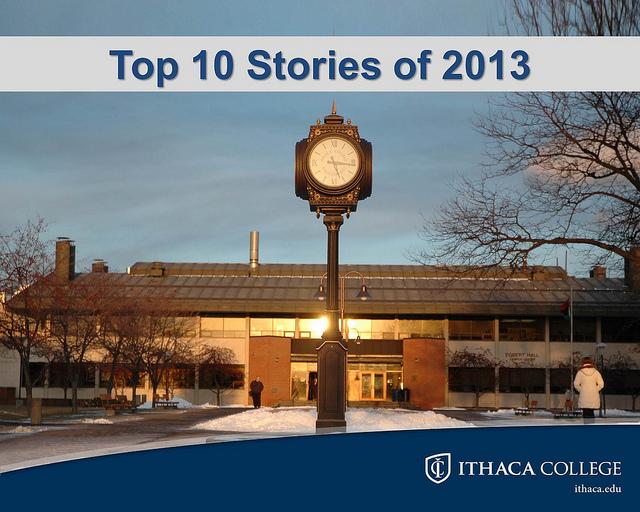 Ithaca College presents Strides