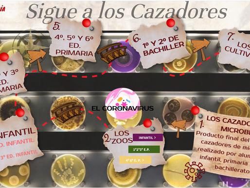 PROYECTO CAZADORES DE MICROORGANISMOS