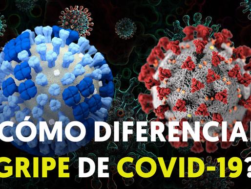 Gripe y covid19 : ¿Cómo será la sinergia entre el SARS-CoV-2 y los influenzavirus?
