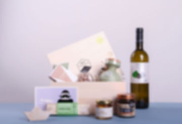 box postale custom gifts greek products