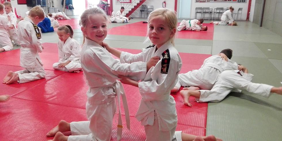 Judostage zomervakantie 2020