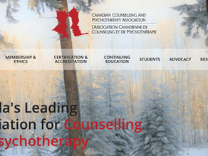 Presentation at the 2021 Canadian Counselling and Psychotherapy Association (CCPA) Conference