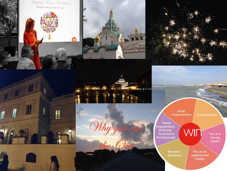 Head out to the new horizons at the Global WINConference from 30th September to 3rd October 2015 in