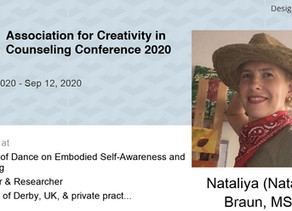 Coping with Distress: Interventions at the Association for Creativity in Counseling Conference