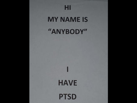 PTSD AND WHERE TO FIND IT
