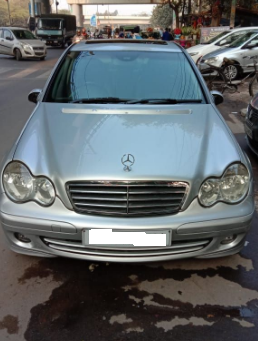 2007 MERCEDEZ C200 AT SUNROOF PETROL