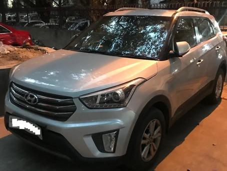 Hyundai Creta Sx 1.6