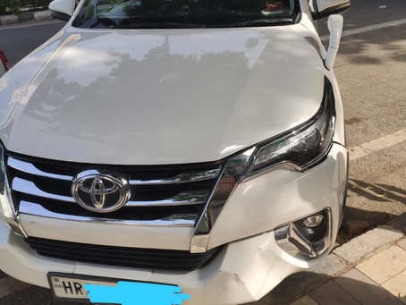 Toyota Fortuner Auto 4x2, 2018 Model