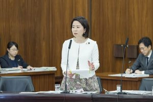 6月13日参議院厚生労働委員会で質問させていただきました。