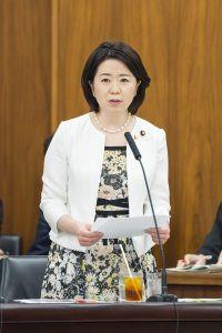 5月28日参議院厚生労働委員会で質問させていただきました。