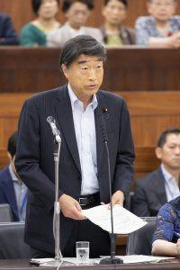 5月16日参議院厚生労働委員会で質問させていただきました。