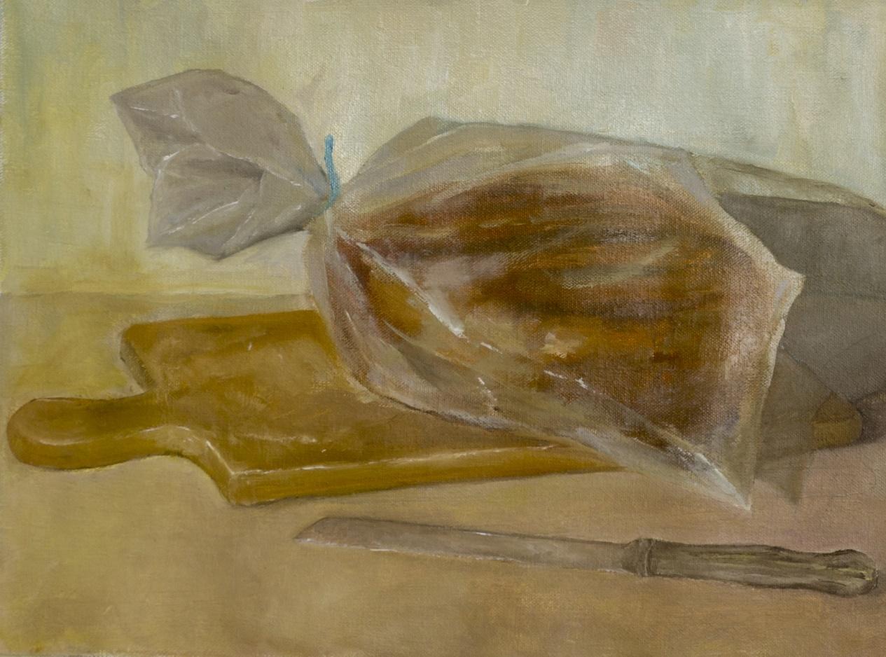 לחם בשקית