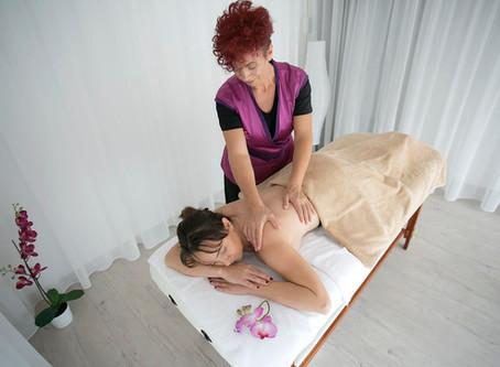 Masajul, între răsfăț și terapie