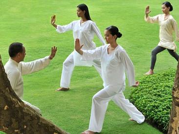Taijiquan (Thai Chi) sau meditatie in mișcare