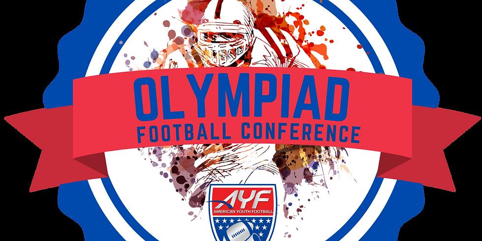 Mount Olympiad 14U Football Conference