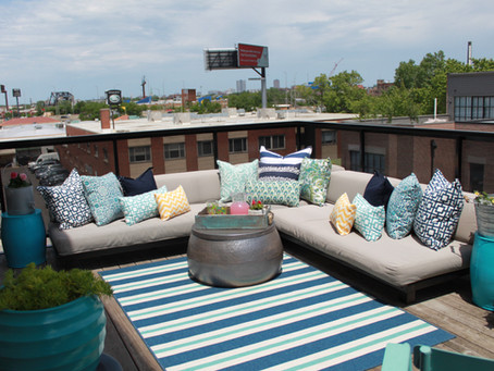 Patios and Porches and Decks, Oh My!