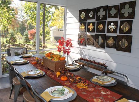 Thanksgiving: 1 Table 3 Ways