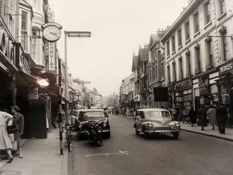 Developing The High Street