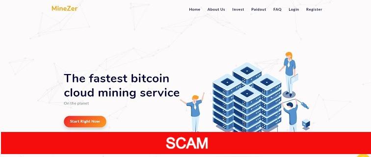 minezer.com new hourly payout hyip site