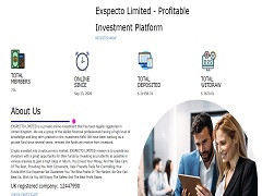 Exspecto.pro Review : Make Money Online Up To 20% Daily Forever