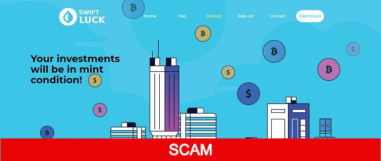 swiftluck.com new online investment site