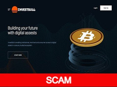 Investbull.co Review (SCAM) : New Hyip 0.08% - 5 hourly forever