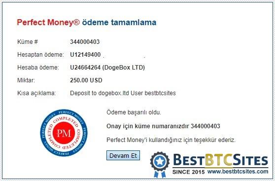 dogebox.ltd payment proof