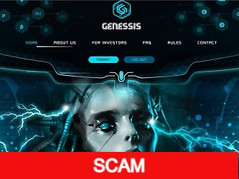 Genessis.net Review (SCAM) : 4% - 7% daily forever