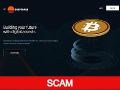 Deeptrade.cc Review (SCAM) : 0.08% - 3.5% hourly forever