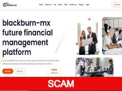 Blackburn-mx.com Review (SCAM) : 7% - 15% daily forever