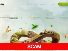 Profitday.biz Review (SCAM) : 10% - 15% daily forever