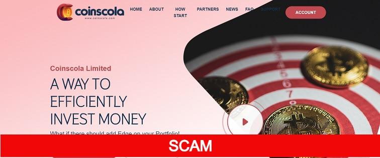 coinscola.com new profitable hyip site