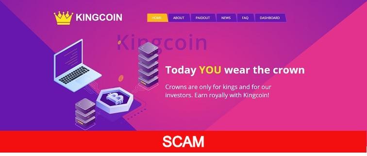 kingcoin.cc new hyip hourly payout