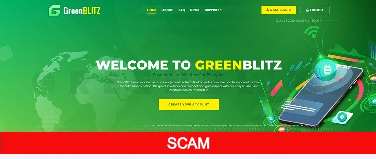 greenblitz.io new hourly paying hyip site