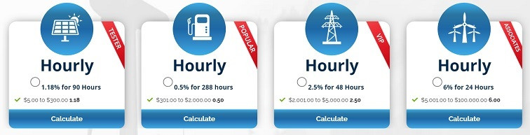 hourlyminer.com investment plans