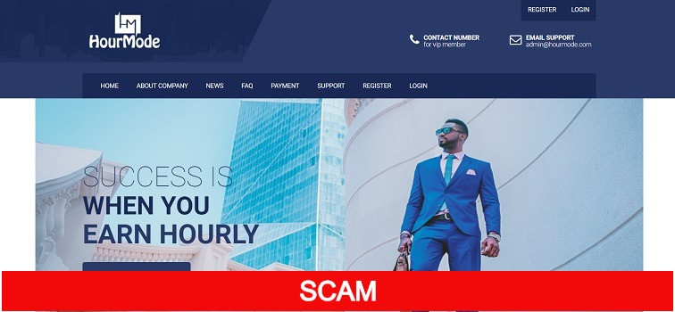 hourmode.com online investment site