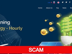Hourlyminer.com Review (SCAM) : New Hourly Paying Hyip Site