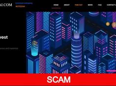 Viqai.com Review (SCAM) : 0.06% - 3% Hourly Forever Hyip Site