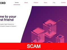 Amixo.co Review (SCAM) : 0.08% - 4% Hourly Forever Hyip Site