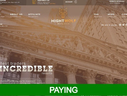 Hightwolf.com Review : Long-term Online Investment Plans